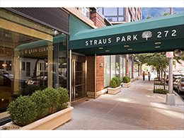 Photo of The Straus Park Condominium