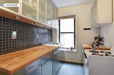 Windowed kitchen