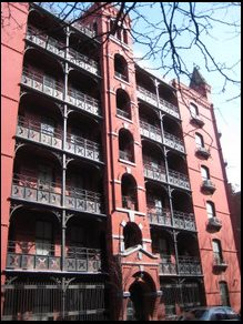 Photo of Cobble Hill Towers