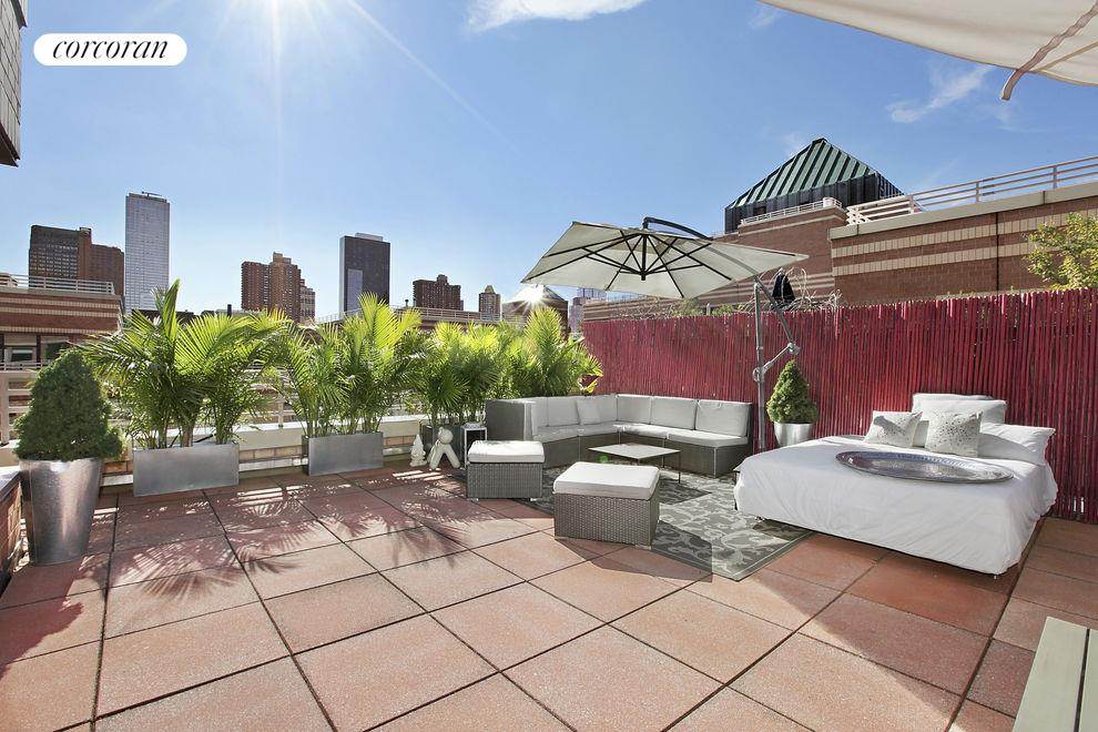 West 50th Street, 350, Apt 5PP, New York (01 Roof Deck)