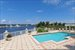 Waterfront with views of Palm Beach