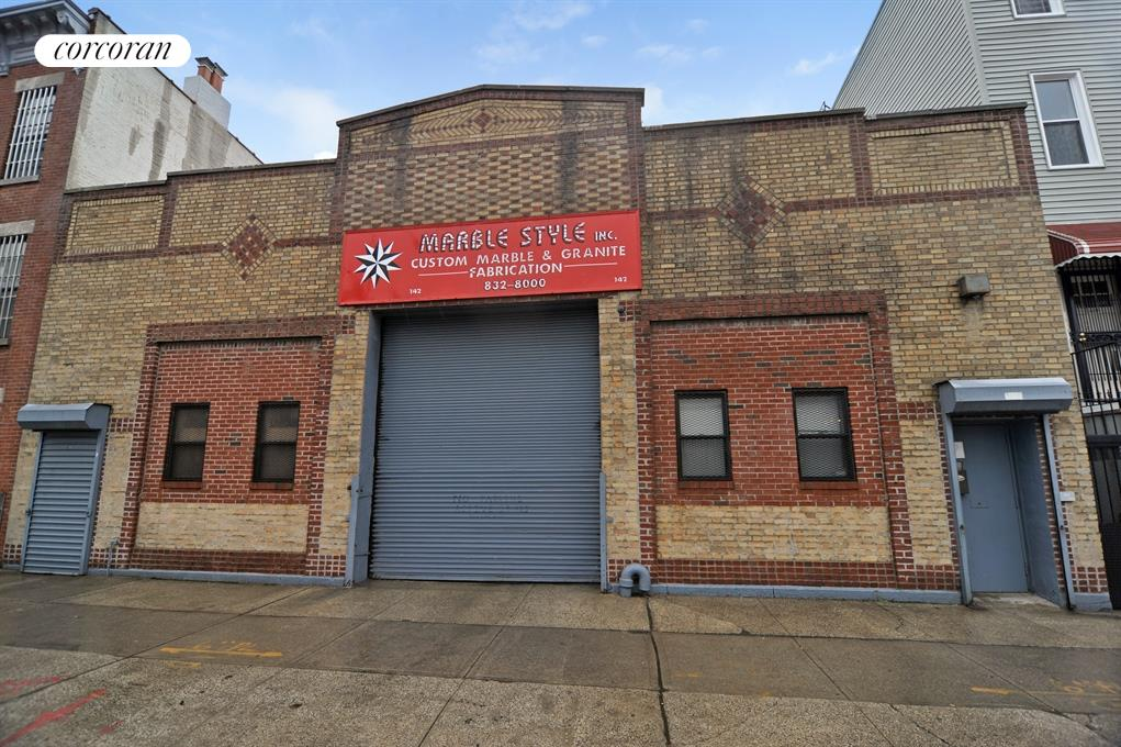Corcoran 142 8th street gowanus real estate brooklyn for 50x100 garage