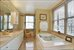 Master Bathroom - very large and very light