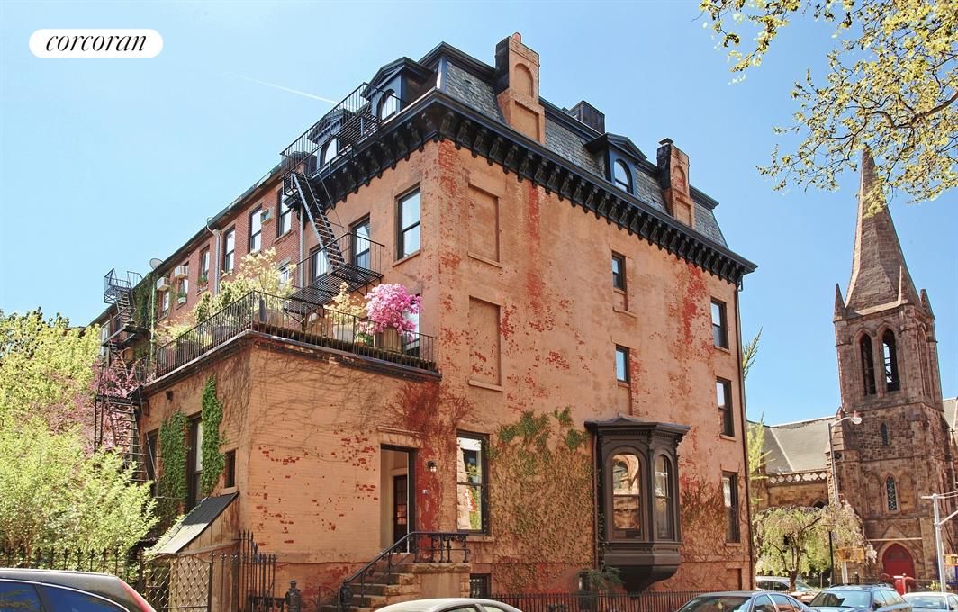 Corcoran 37 7th Avenue Apt Apt 2 Park Slope Real