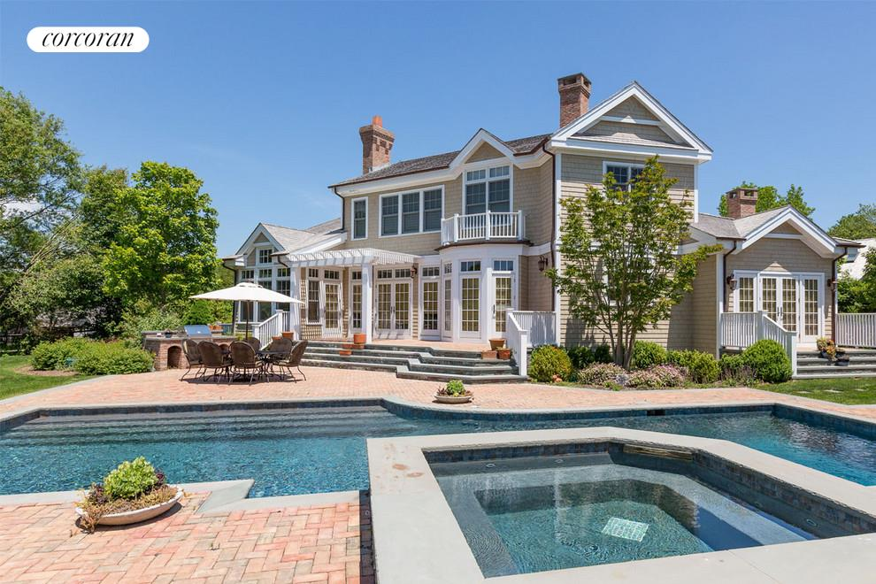 Corcoran 5 pony ramble east hampton real estate south for Hamptons house for sale