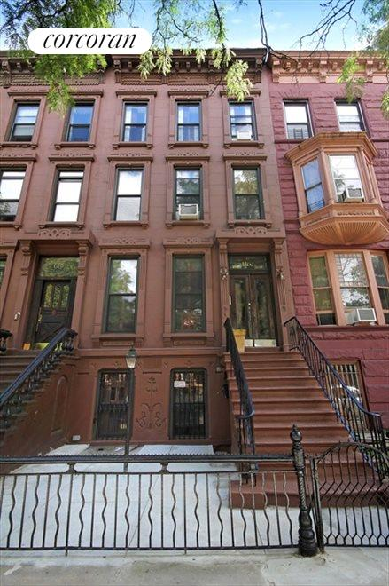 Beautiful Original Brownstone Facade