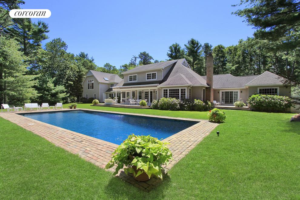 Corcoran 24 bull run east hampton real estate south for Hamptons house for sale