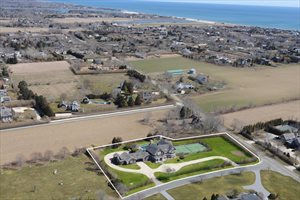 Stunning Sagaponack South - Tennis Anyone!, Sagaponack