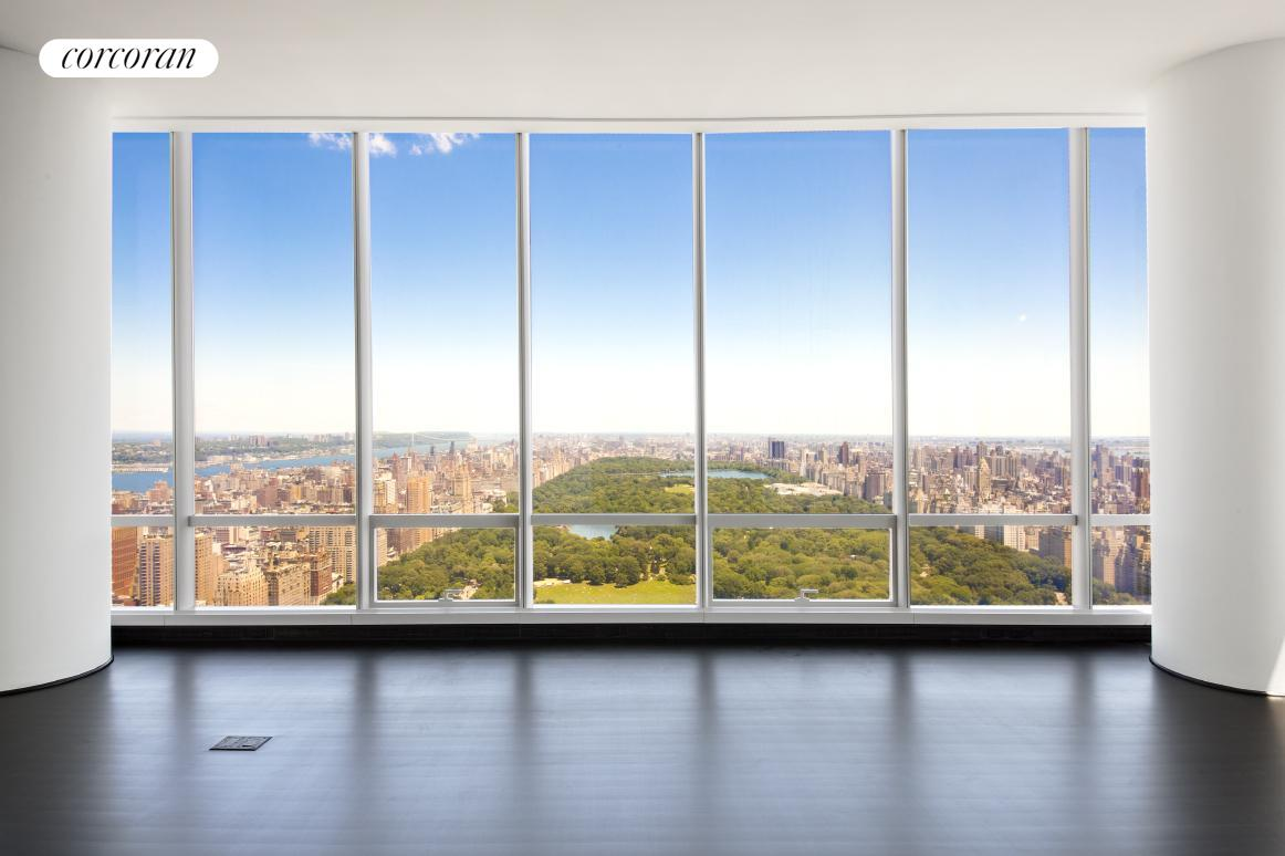 One57, 157 West 57th Street, 58A - Central Park South, New York