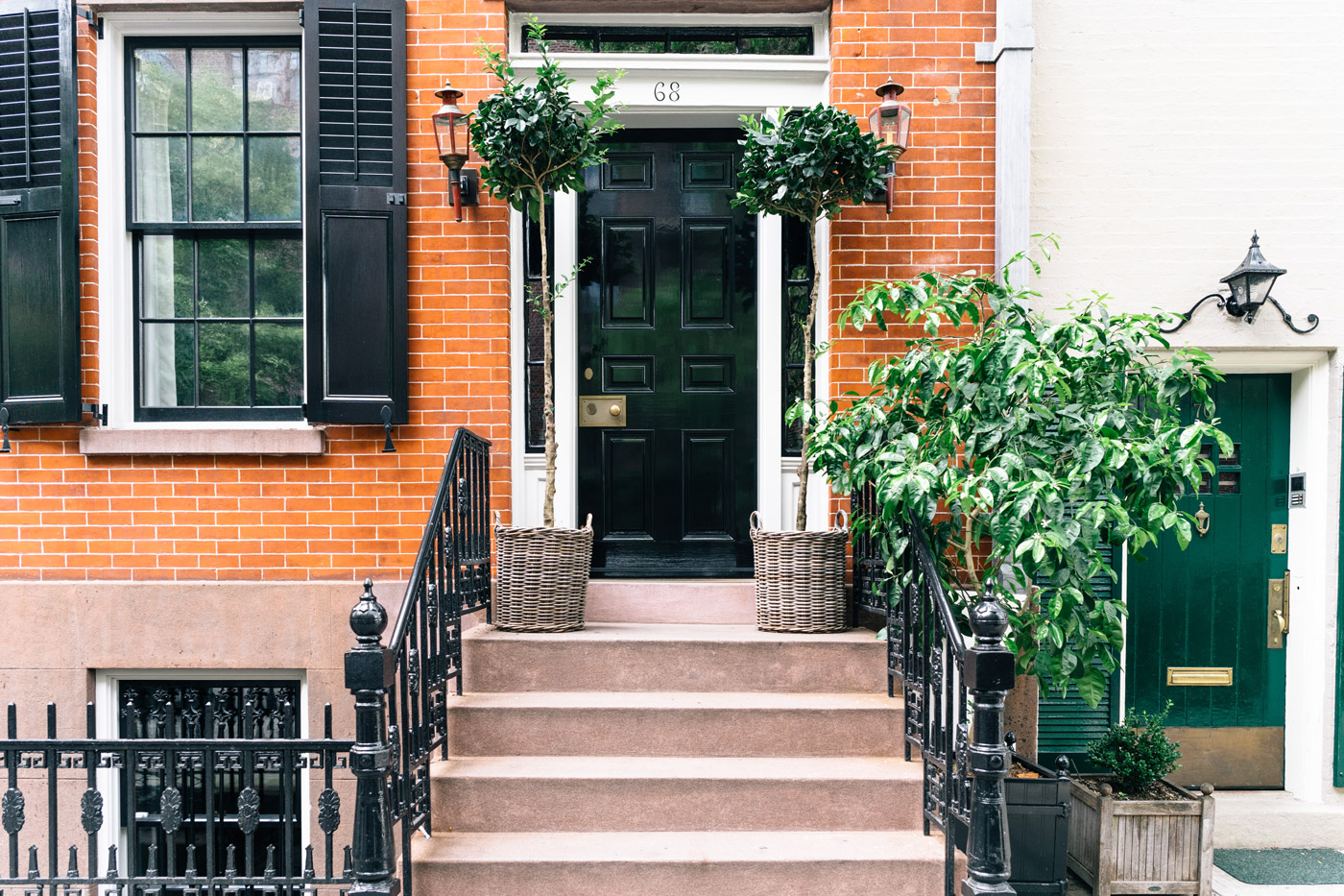 Townhomes for sale in West Village, Manhattan