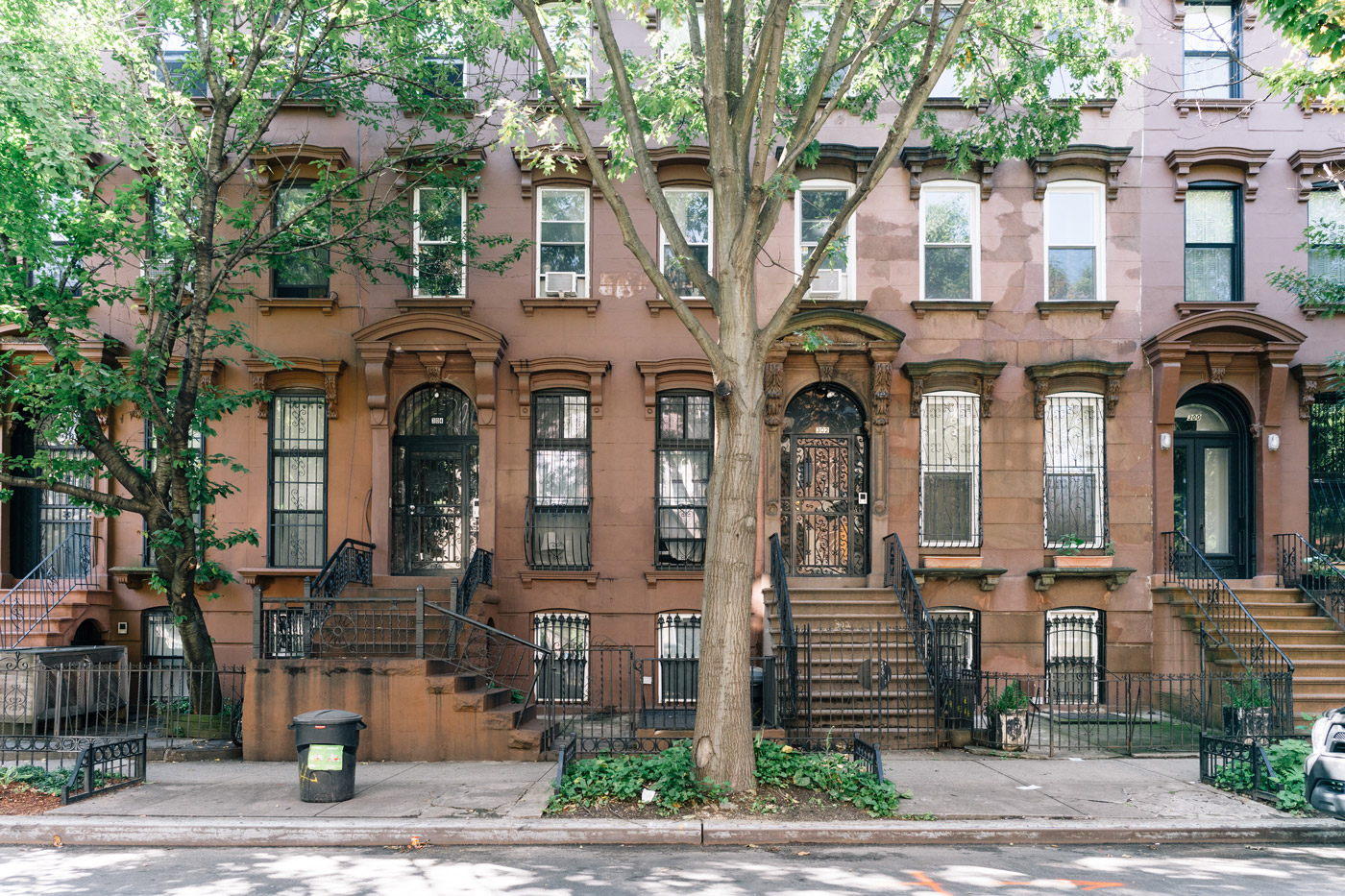Bed Stuy townhouses for sale