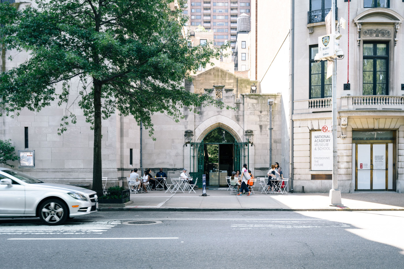 The National Academy Museum & School in Carnegie Hill