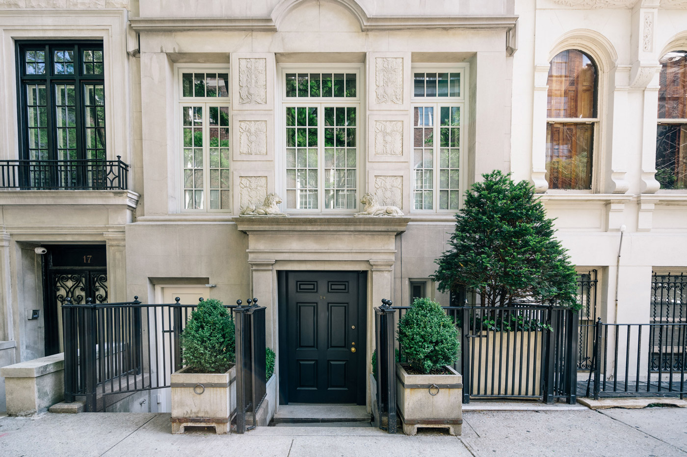 Luxurious mansions for sale in Carnegie Hill