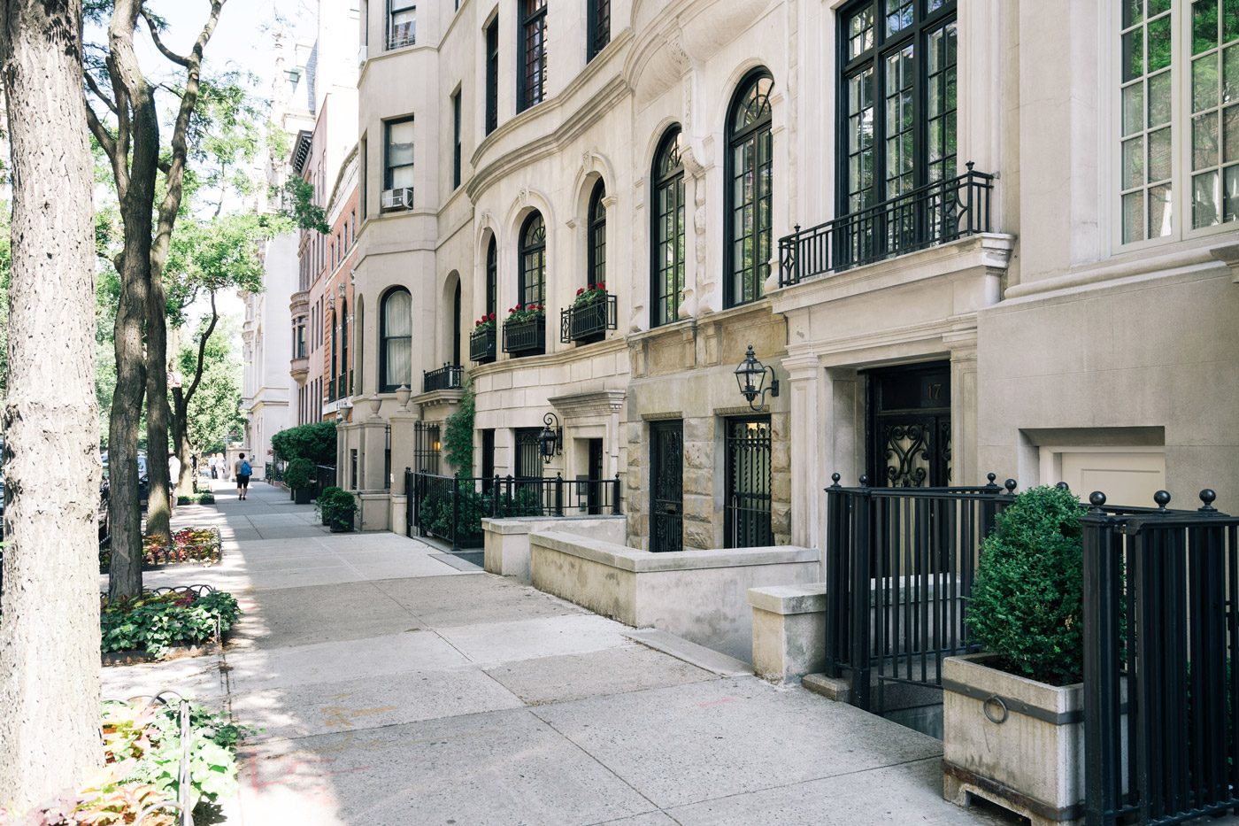 Mansions for sale in Carnegie Hill