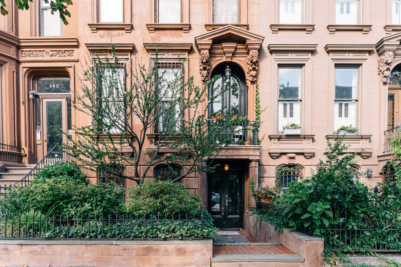 "Beautiful residential building in Clinton Hill"" style="