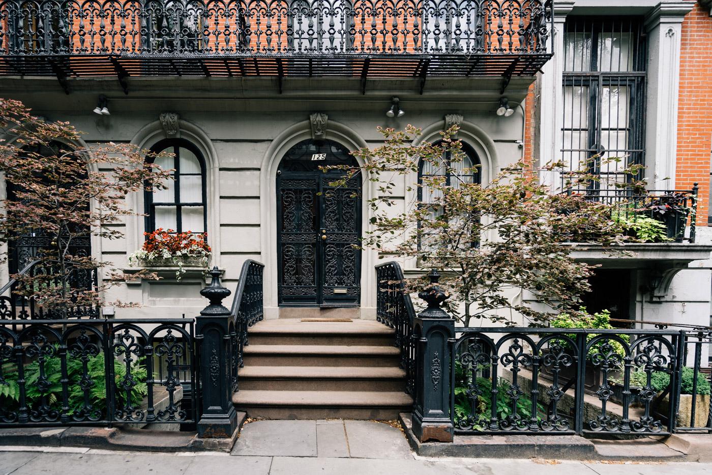 East Village Brownstones