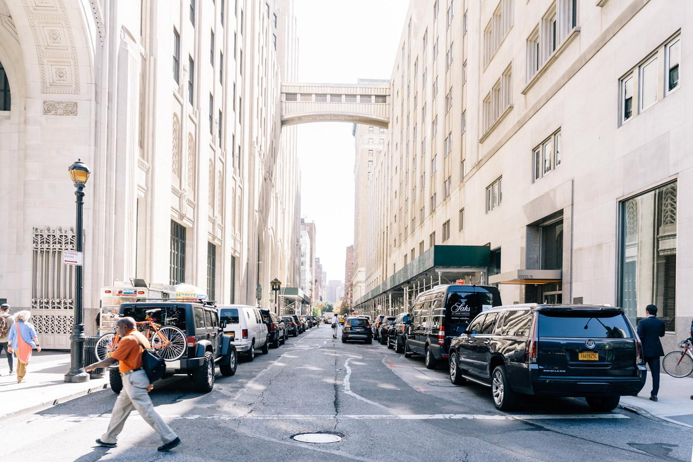 Street View in Flatiron