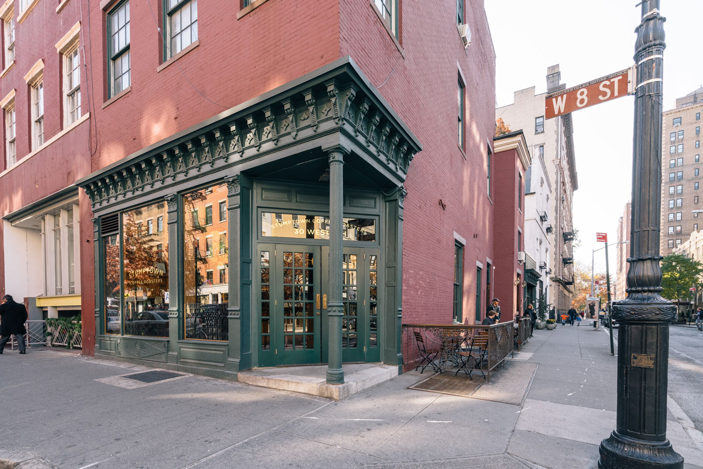 "Restaurants in Greenwich Village"" style="