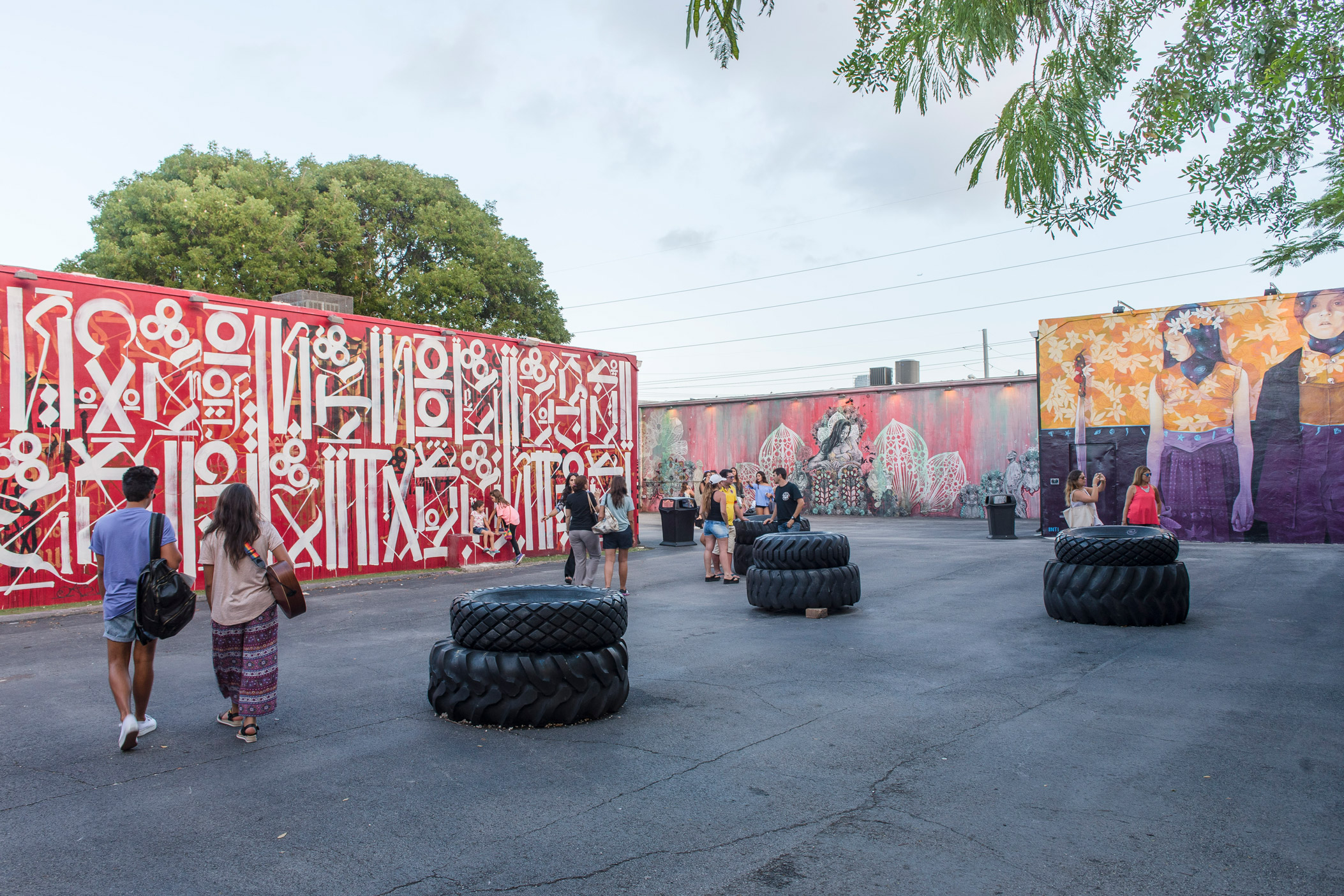 "Wynwood Art - The Outdoor Graffiti Museum in Miami"" style="