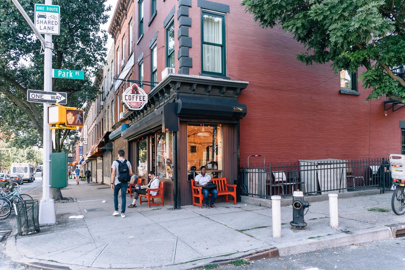 Gorilla Coffee 97 5th Ave