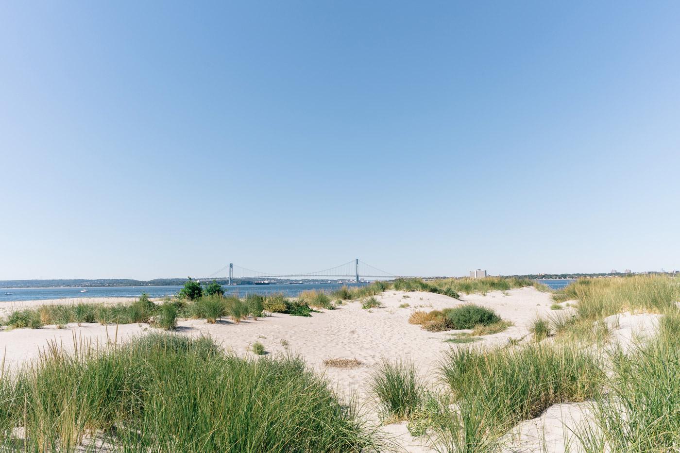 "Beautiful beach in Sea Gate"" style="