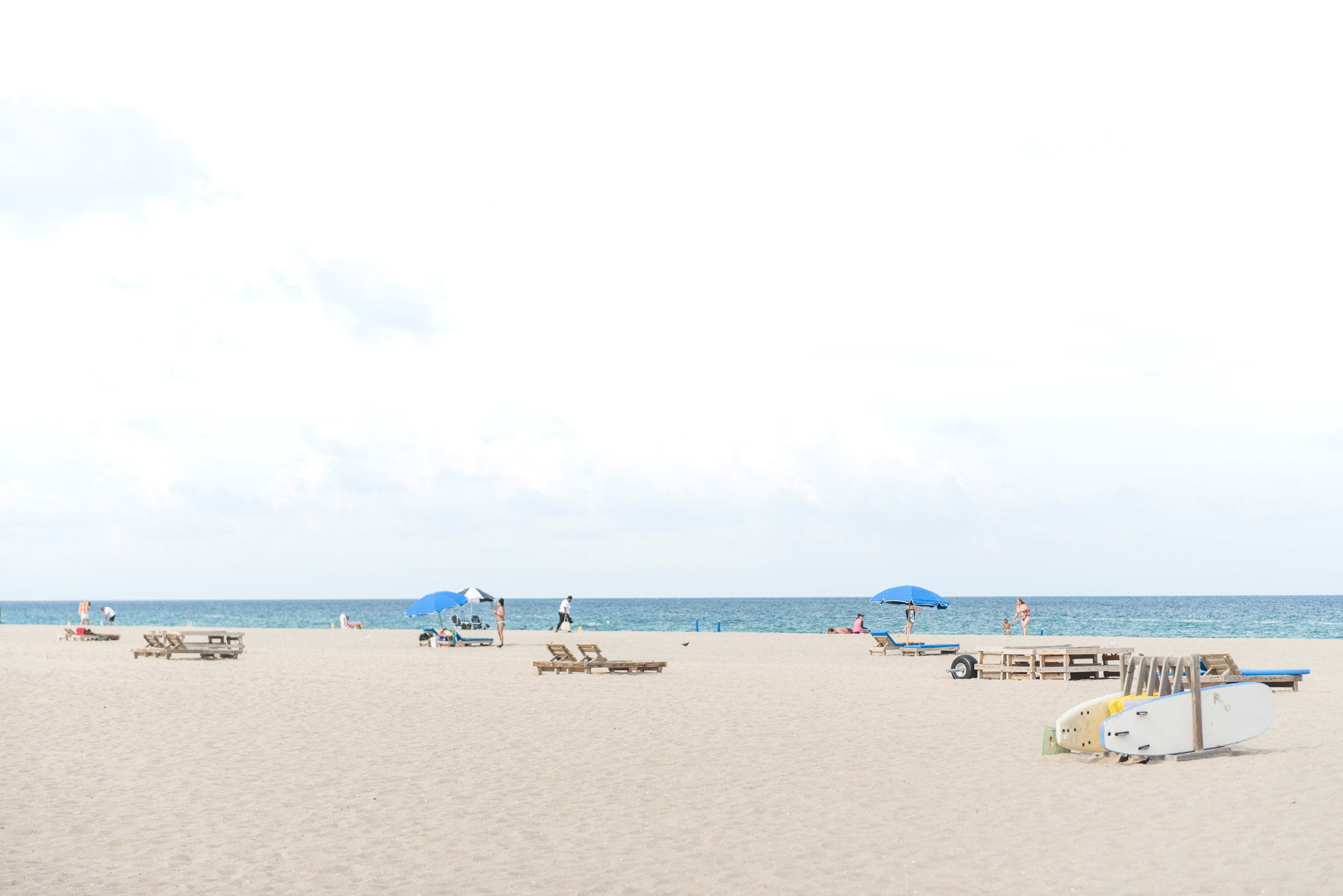 "The beautiful beach at Singer Island"" style="
