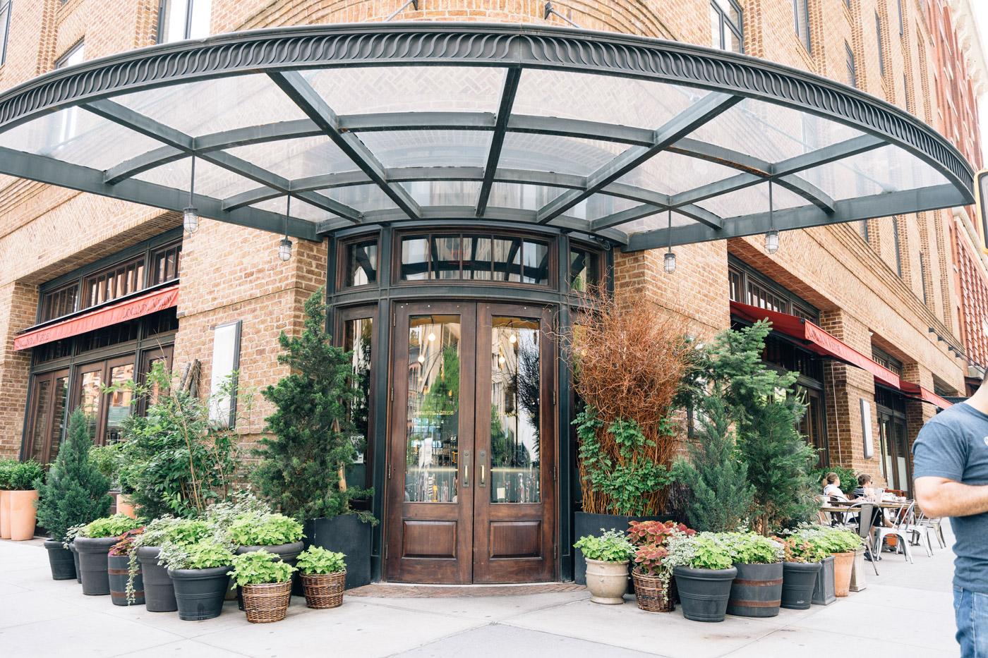 The Tribeca hotspot Locanda Verde 377 Greenwich St, New York, NY 10013